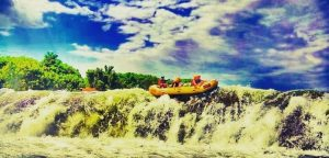 1 Day water Rafting River Nile